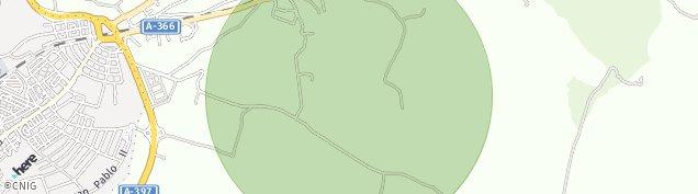 Mapa Ronda