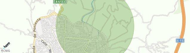 Mapa Motril