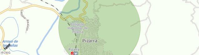 Mapa Pizarra