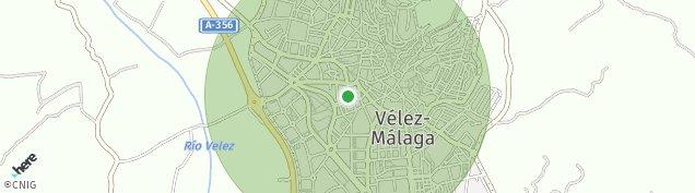 Mapa Vélez-Málaga