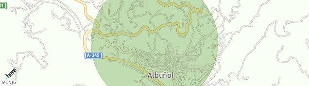 Mapa Albuñol