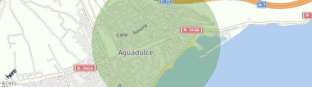 Mapa Aguadulce
