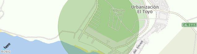 Mapa Retamar