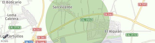 Mapa El Alquian