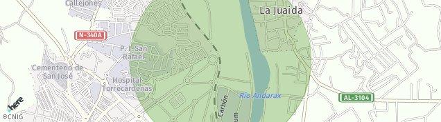 Mapa El Mami