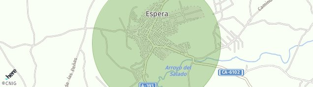 Mapa Espera