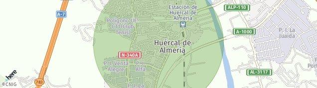 Mapa El Carmen
