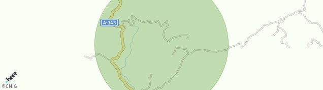Mapa Las Mellizas