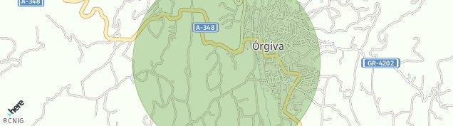 Mapa Las Barreras