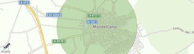 Mapa Montellano
