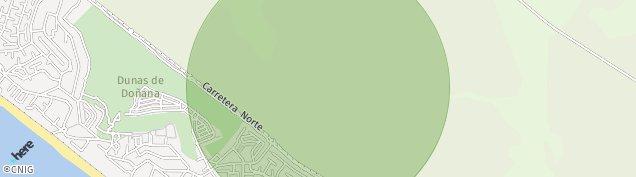 Mapa Torre La Higuera