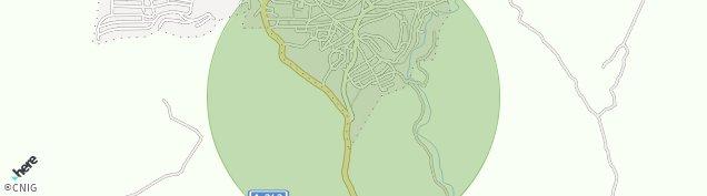 Mapa Antequera