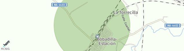 Mapa Colonia de Santa Ana