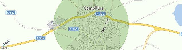 Mapa Campillos