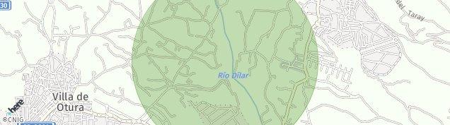 Mapa Otura