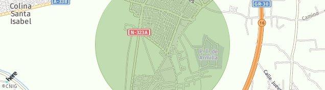 Mapa Armilla