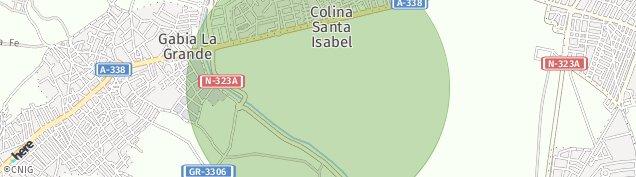 Mapa Las Gabias