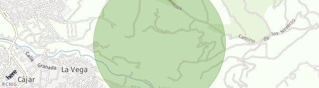Mapa Monachil