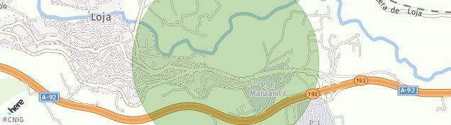 Mapa Loja