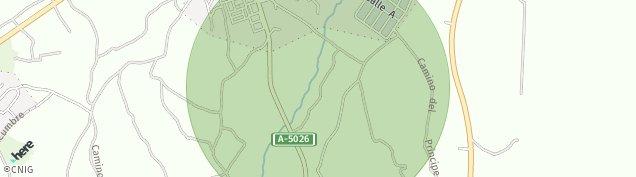 Mapa Palos de la Frontera