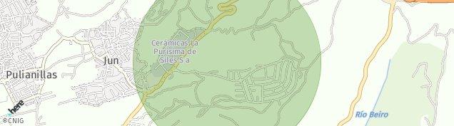 Mapa Jun