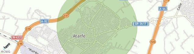 Mapa Atarfe