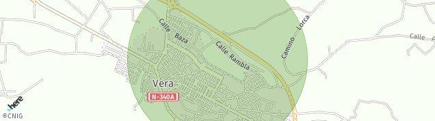 Mapa Vera