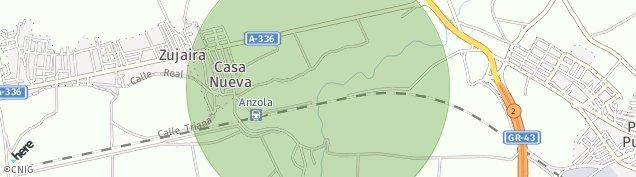 Mapa Zujaira
