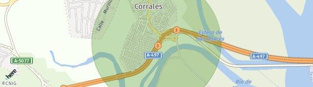 Mapa Corrales