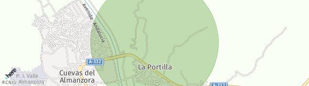 Mapa Arnilla