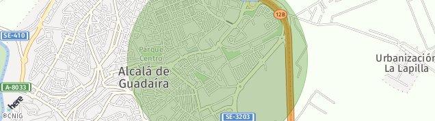Mapa Alcalá de Guadaíra