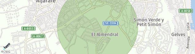 Mapa Mairena del Aljarafe