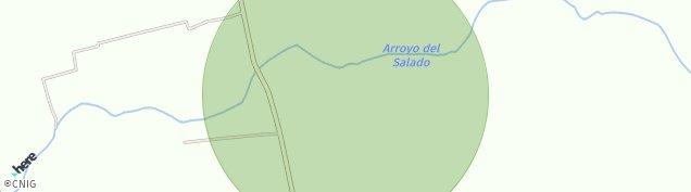 Mapa Mairena del Alcor