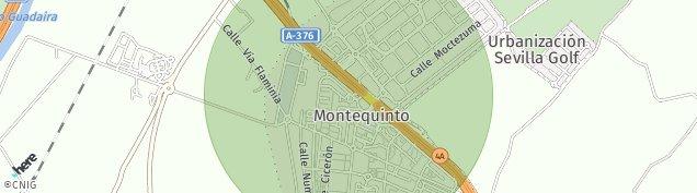 Mapa Montequinto