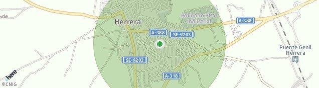 Mapa Herrera