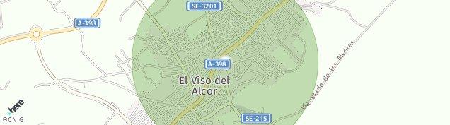 Mapa El Viso del Alcor