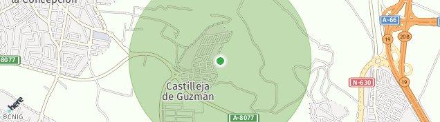 Mapa Castilleja de Guzmán