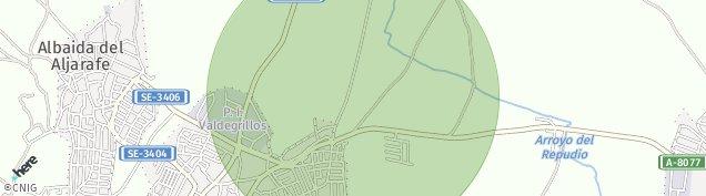 Mapa Olivares