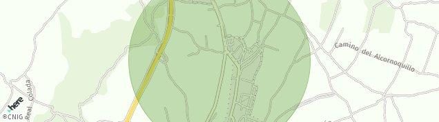 Mapa Beas