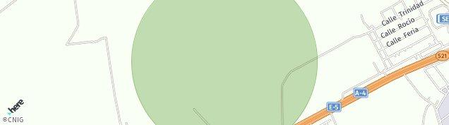 Mapa Clavinque