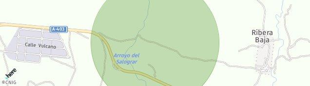 Mapa Santa Ana