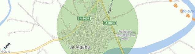 Mapa La Algaba