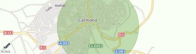 Mapa Carmona