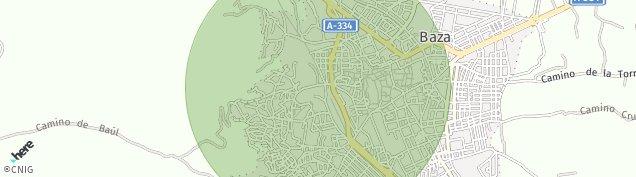 Mapa Baza
