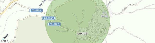 Mapa Luque