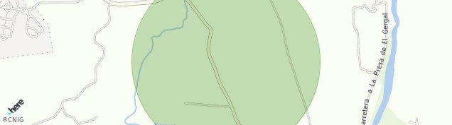 Mapa Las Pajanosas