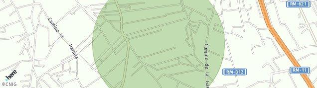 Mapa Puente de Pasico
