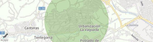 Mapa Canteras
