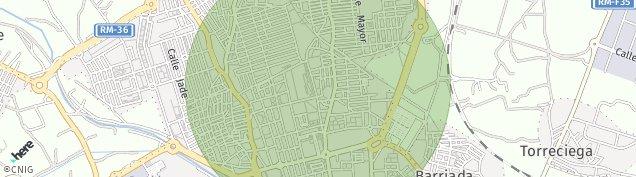Mapa Barrio Peral