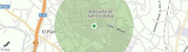 Mapa Los Dolores